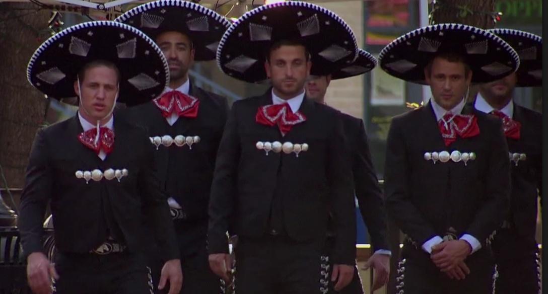 bachelorette mariachis